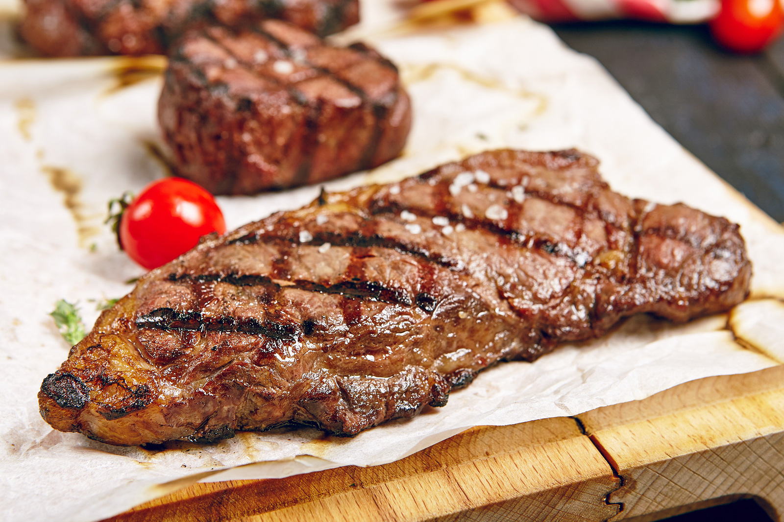 seafood fresh meat market steak delicious meats canned